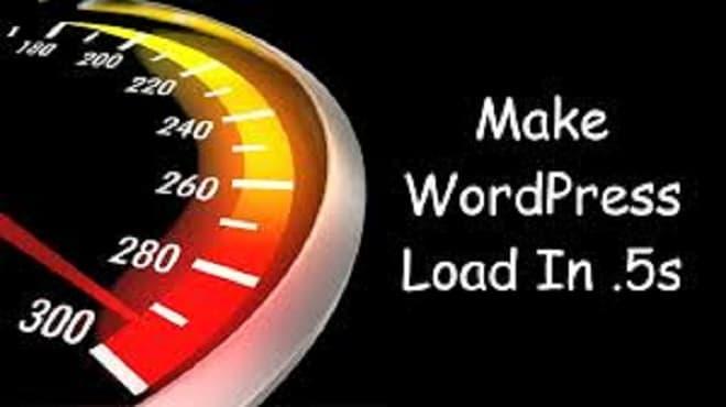 Make My Divi Website Load Faster